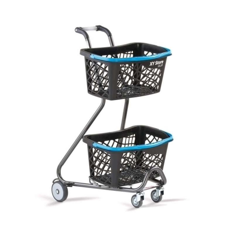Prekybiniai vežimėliai