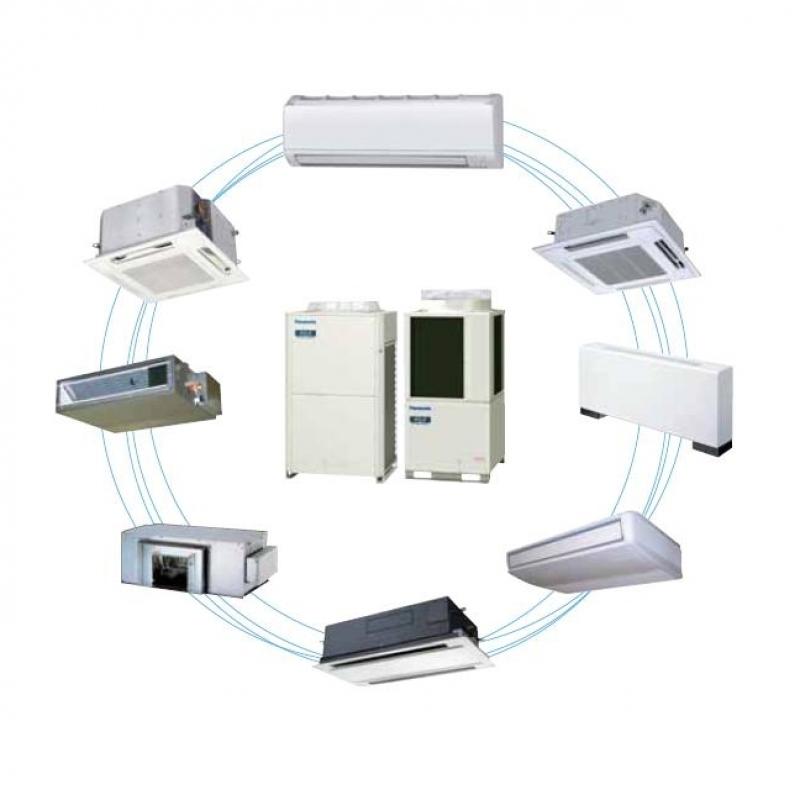 VRF kondicionavimo sistemos